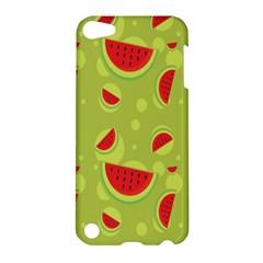 Watermelon Fruit Patterns Apple Ipod Touch 5 Hardshell Case