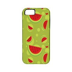 Watermelon Fruit Patterns Apple iPhone 5 Classic Hardshell Case (PC+Silicone)