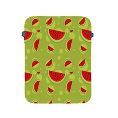 Watermelon Fruit Patterns Apple Ipad 2/3/4 Protective Soft Cases