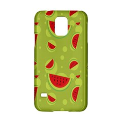 Watermelon Fruit Patterns Samsung Galaxy S5 Hardshell Case