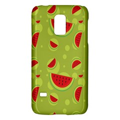 Watermelon Fruit Patterns Galaxy S5 Mini