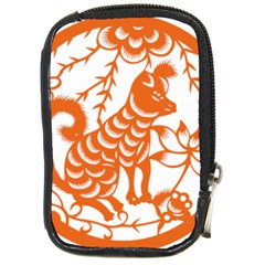 Chinese Zodiac Dog Compact Camera Cases
