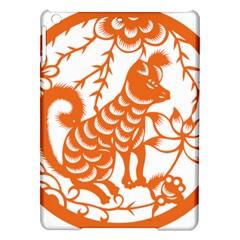 Chinese Zodiac Dog iPad Air Hardshell Cases