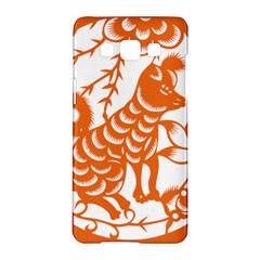 Chinese Zodiac Dog Samsung Galaxy A5 Hardshell Case