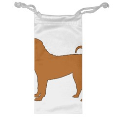 Chinese Shar Pei Silo Color Jewelry Bag