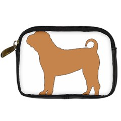 Chinese Shar Pei Silo Color Digital Camera Cases