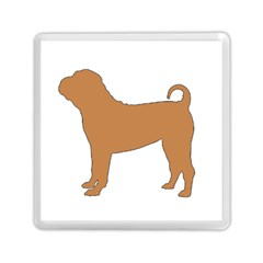Chinese Shar Pei Silo Color Memory Card Reader (Square)