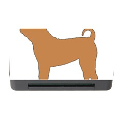 Chinese Shar Pei Silo Color Memory Card Reader with CF