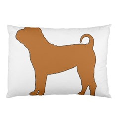 Chinese Shar Pei Silo Color Pillow Case (Two Sides)