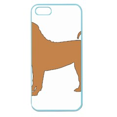 Chinese Shar Pei Silo Color Apple Seamless iPhone 5 Case (Color)