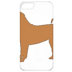 Chinese Shar Pei Silo Color Apple iPhone 5 Classic Hardshell Case