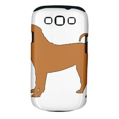 Chinese Shar Pei Silo Color Samsung Galaxy S III Classic Hardshell Case (PC+Silicone)