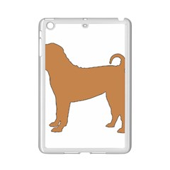 Chinese Shar Pei Silo Color iPad Mini 2 Enamel Coated Cases