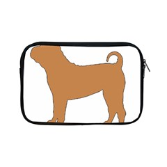 Chinese Shar Pei Silo Color Apple iPad Mini Zipper Cases
