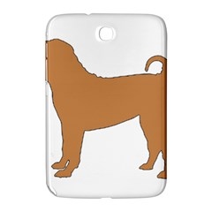 Chinese Shar Pei Silo Color Samsung Galaxy Note 8.0 N5100 Hardshell Case
