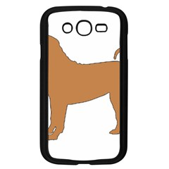 Chinese Shar Pei Silo Color Samsung Galaxy Grand DUOS I9082 Case (Black)