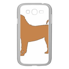 Chinese Shar Pei Silo Color Samsung Galaxy Grand DUOS I9082 Case (White)