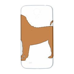 Chinese Shar Pei Silo Color Samsung Galaxy S4 I9500/I9505  Hardshell Back Case