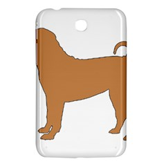 Chinese Shar Pei Silo Color Samsung Galaxy Tab 3 (7 ) P3200 Hardshell Case