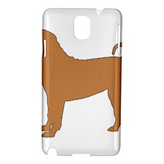 Chinese Shar Pei Silo Color Samsung Galaxy Note 3 N9005 Hardshell Case