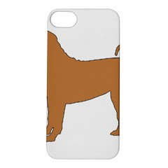 Chinese Shar Pei Silo Color Apple iPhone 5S/ SE Hardshell Case