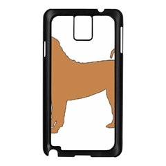 Chinese Shar Pei Silo Color Samsung Galaxy Note 3 N9005 Case (Black)