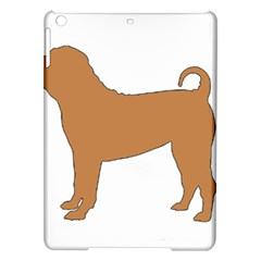 Chinese Shar Pei Silo Color iPad Air Hardshell Cases