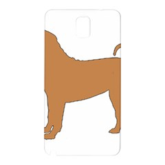 Chinese Shar Pei Silo Color Samsung Galaxy Note 3 N9005 Hardshell Back Case