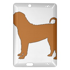 Chinese Shar Pei Silo Color Amazon Kindle Fire HD (2013) Hardshell Case