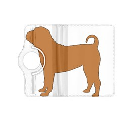 Chinese Shar Pei Silo Color Kindle Fire HD (2013) Flip 360 Case