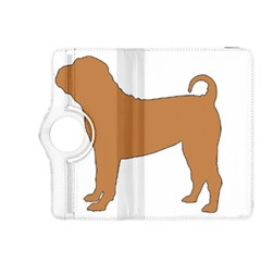 Chinese Shar Pei Silo Color Kindle Fire HDX 8.9  Flip 360 Case