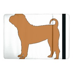 Chinese Shar Pei Silo Color Samsung Galaxy Tab Pro 10.1  Flip Case