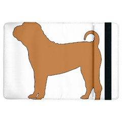 Chinese Shar Pei Silo Color iPad Air Flip