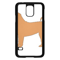Chinese Shar Pei Silo Color Samsung Galaxy S5 Case (Black)