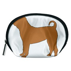 Chinese Shar Pei Silo Color Accessory Pouches (Medium)