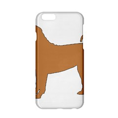 Chinese Shar Pei Silo Color Apple iPhone 6/6S Hardshell Case