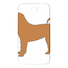 Chinese Shar Pei Silo Color Samsung Galaxy Mega I9200 Hardshell Back Case