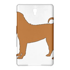 Chinese Shar Pei Silo Color Samsung Galaxy Tab S (8.4 ) Hardshell Case