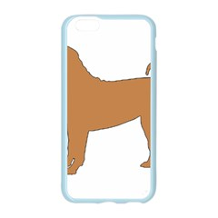 Chinese Shar Pei Silo Color Apple Seamless iPhone 6/6S Case (Color)