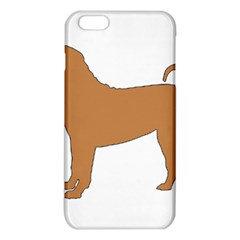 Chinese Shar Pei Silo Color iPhone 6 Plus/6S Plus TPU Case