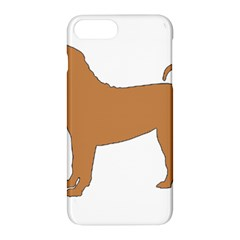 Chinese Shar Pei Silo Color Apple iPhone 7 Plus Hardshell Case