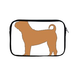 Chinese Shar Pei Silo Color Apple MacBook Pro 13  Zipper Case