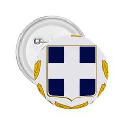 Greece National Emblem  2.25  Buttons