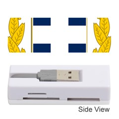 Greece National Emblem  Memory Card Reader (Stick)