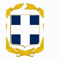 Greece National Emblem  Large Garden Flag (Two Sides)