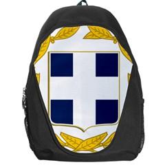 Greece National Emblem  Backpack Bag