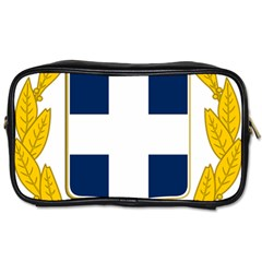 Greece National Emblem  Toiletries Bags 2-Side