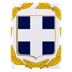 Greece National Emblem  Apple iPad 3/4 Hardshell Case