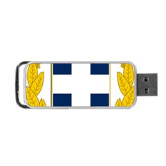 Greece National Emblem  Portable USB Flash (Two Sides)