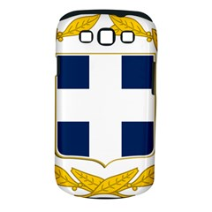 Greece National Emblem  Samsung Galaxy S III Classic Hardshell Case (PC+Silicone)